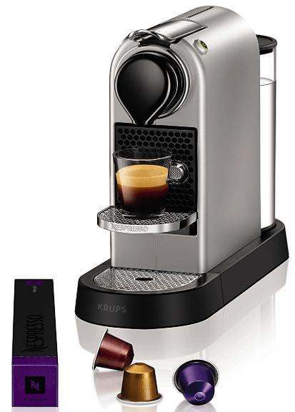 Avis Nespresso Citiz Titane