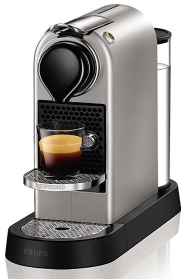 Nespresso Citiz Titane