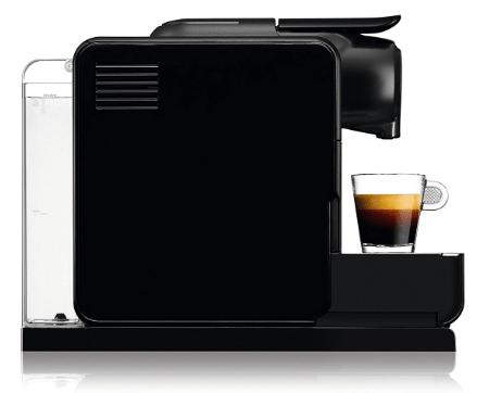 Test Nespresso DeLonghi Lattissima Touch